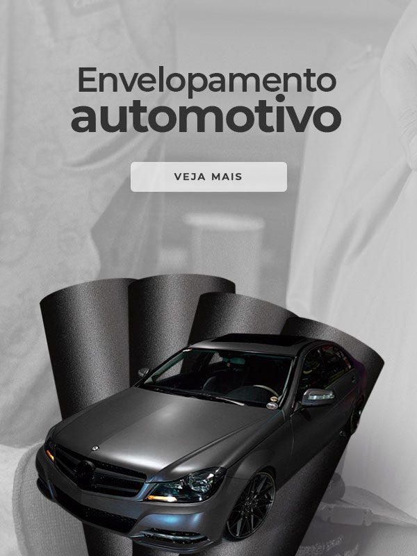 Banner Envelopamento Automotivo   Placart